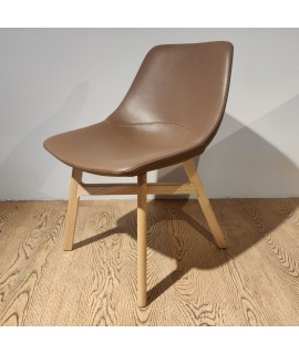 Set kožených stoličiek Mishell (4ks)