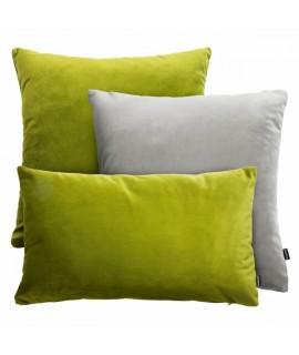PODUSZKOWCY  Zeleno-šedá kombinácia VELVET